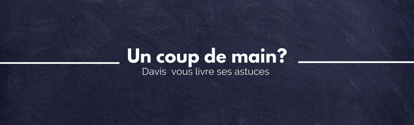 Astuces de Davis