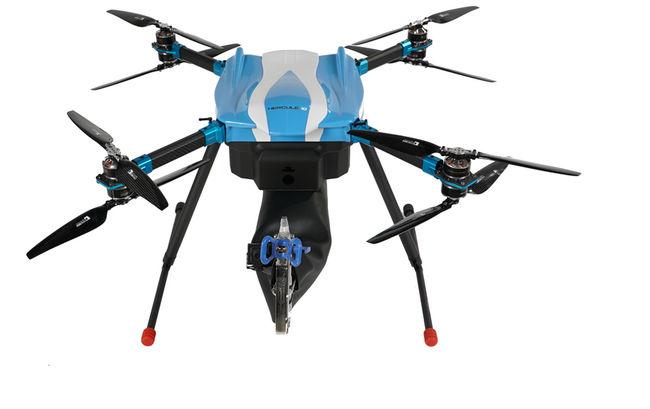 Hercule 10 Spray Drone Volt Drone Pulvérisateur