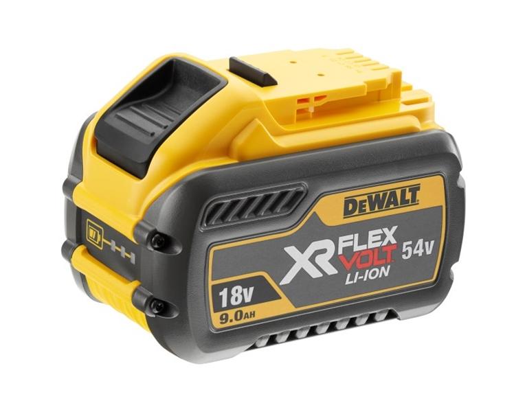 Batterie XR FLEXVOLT Rétro-compatible 18V-54V Dewalt