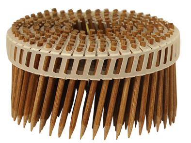 BECK LignoLoc™ Clous en bois pour cloueur pneumatique