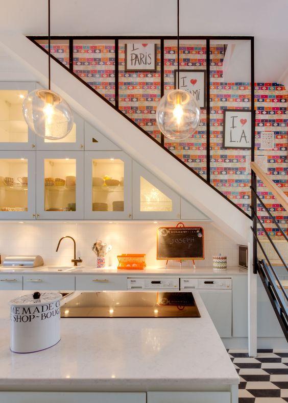 Verrière escalier - Davis&Co