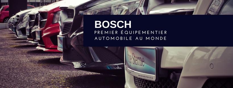 Équipementier automobile - Bosch - Davis&Co