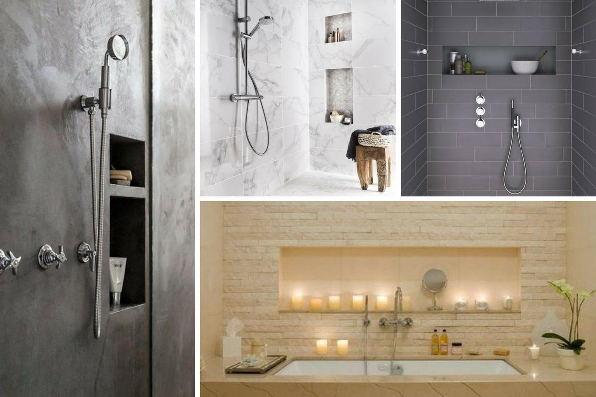 Niche - Salles de bains - Davis&Co
