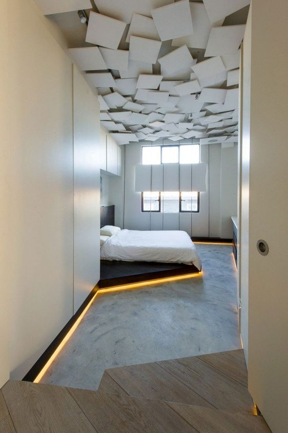 Faux plafond chambre - Faux plafonds - Davis&Co