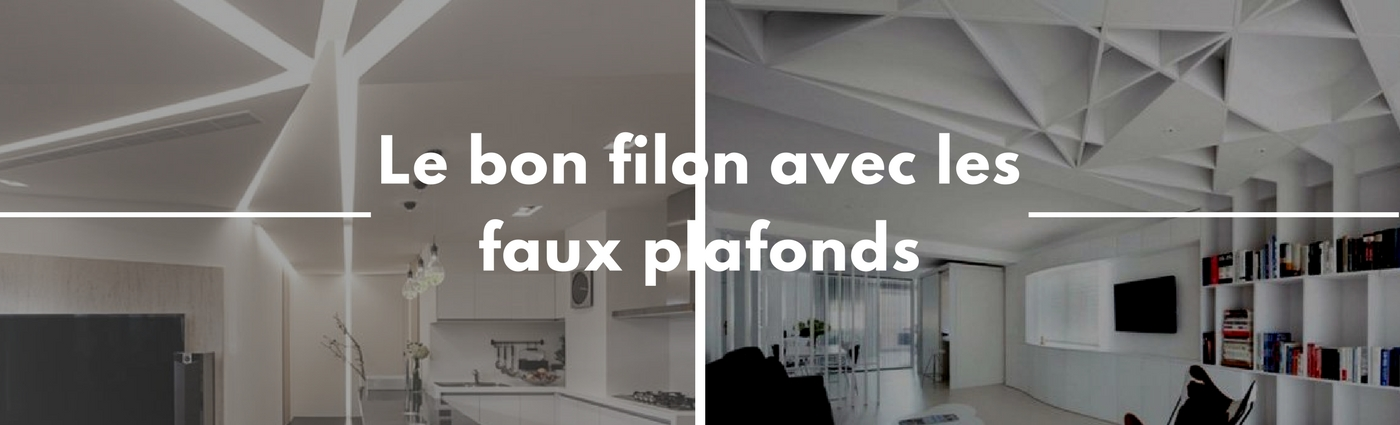 Faux plafonds - Davis&Co