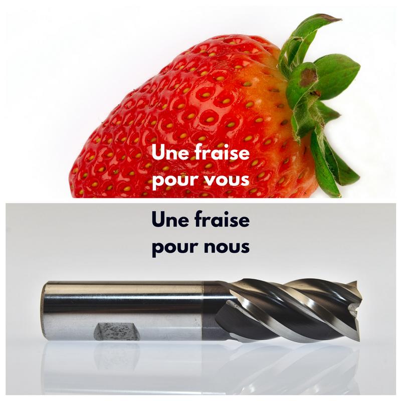 Lexique fraise