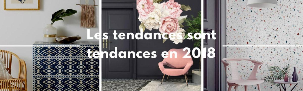 Tendances 2018