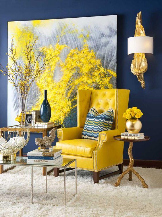 tendance jaune moutarde