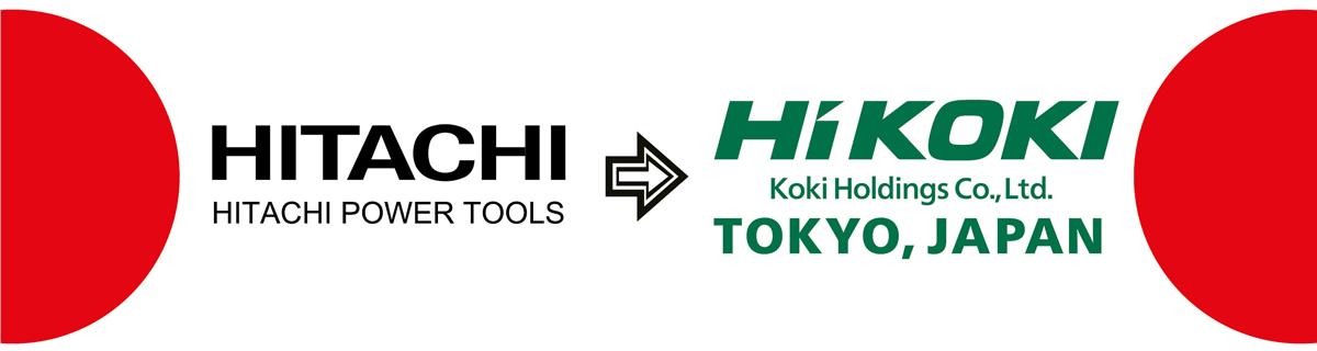 Hitachi devient hikoki